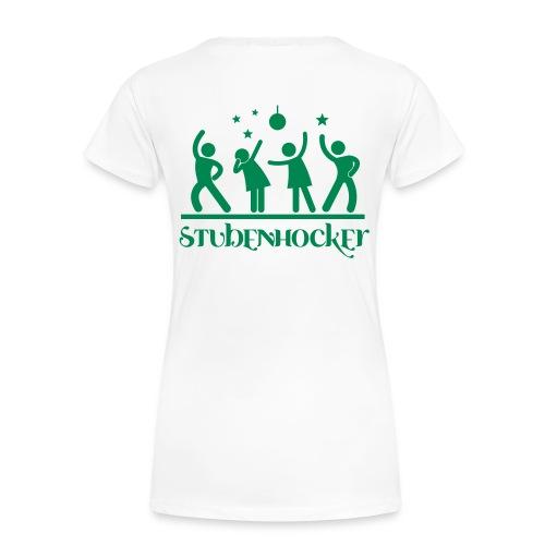 Frauen T-Shirt Klassisch weiß - Frauen Premium T-Shirt