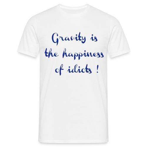 Gravity - T-shirt Homme