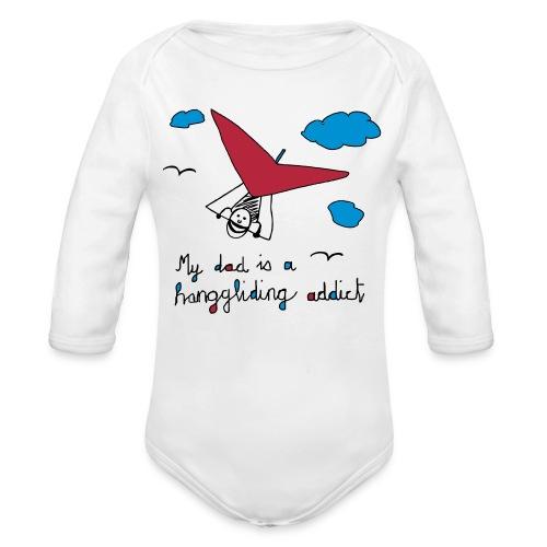 BABY ONE PIECE - Organic Longsleeve Baby Bodysuit
