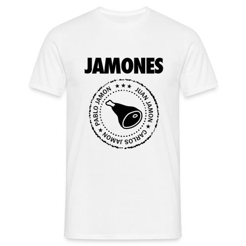 Jamones (Standard Tee) - Men's T-Shirt