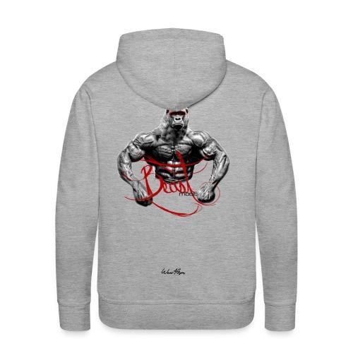 Gorilla Beast Mode - Männer Premium Hoodie