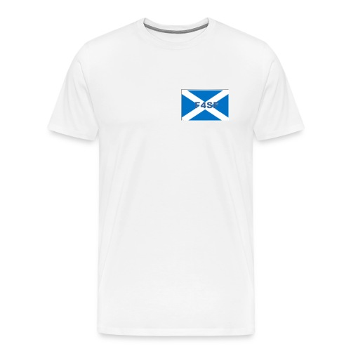 Front option 3 - Men's Premium T-Shirt
