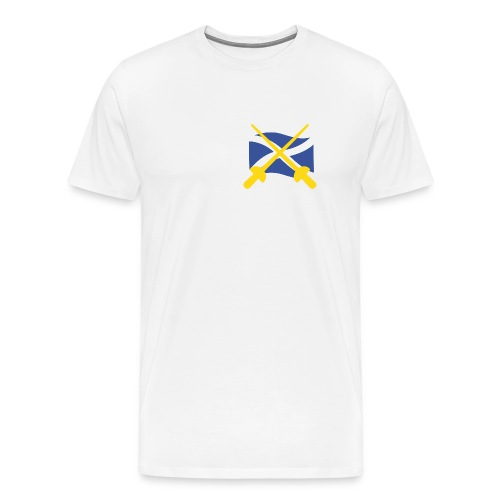 Front Option 2 - Men's Premium T-Shirt