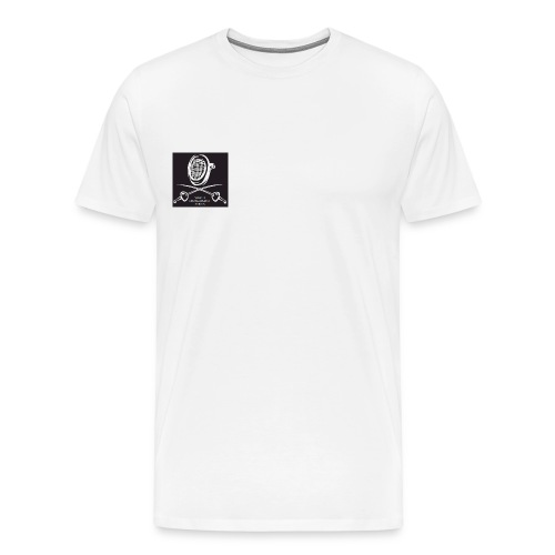 Front option 4 - Men's Premium T-Shirt