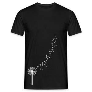 Go Dandelion go! - Men's T-Shirt
