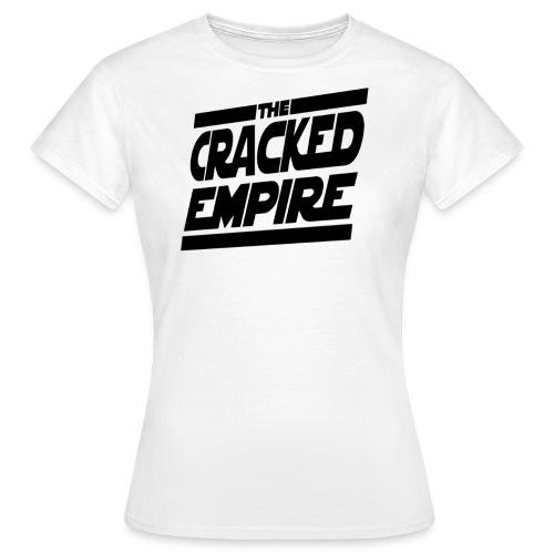TCE - Transverse Logo GirlieWhite - Frauen T-Shirt
