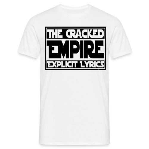 TCE - Explicit Lyrics MaleWhite - Männer T-Shirt