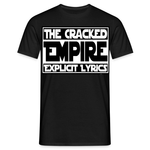 TCE - Explicit Lyrics MaleBlack - Männer T-Shirt