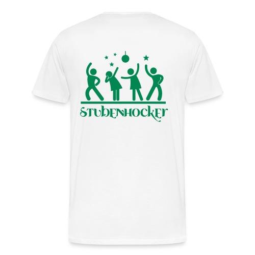 Männer T-Shirt Klassisch weiß - Männer Premium T-Shirt