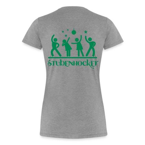 Frauen T-Shirt Klassisch grau - Frauen Premium T-Shirt