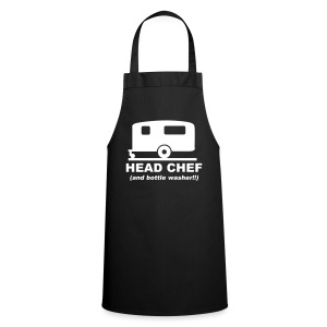 Head Chef & bottle washer - Cooking Apron
