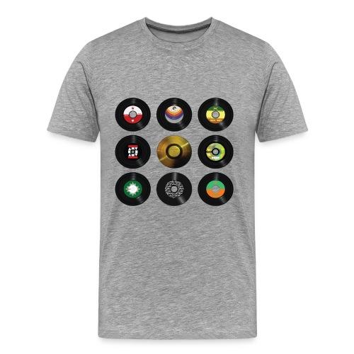Tshirt Homme Vinyle - T-shirt Premium Homme