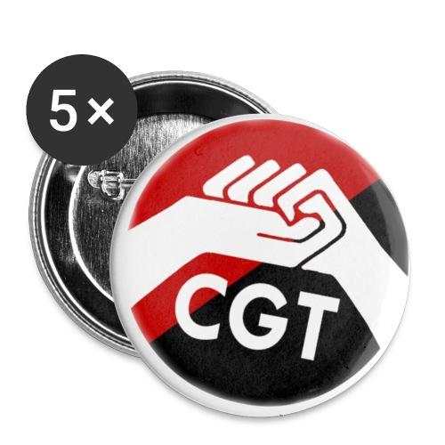 5 capas cgt - Chapa pequeña 25 mm