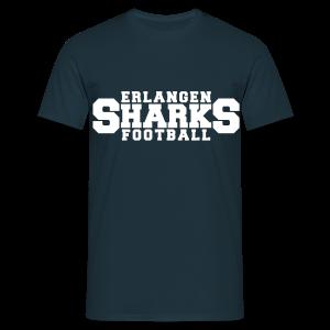 New Old School Football Shirt - Männer T-Shirt