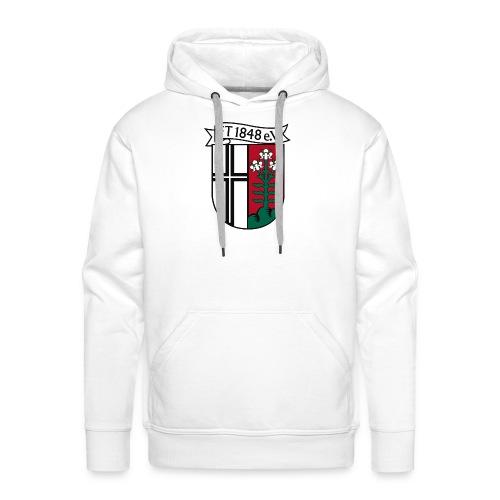 FT-Hoody Wappen bunt - Männer Premium Hoodie