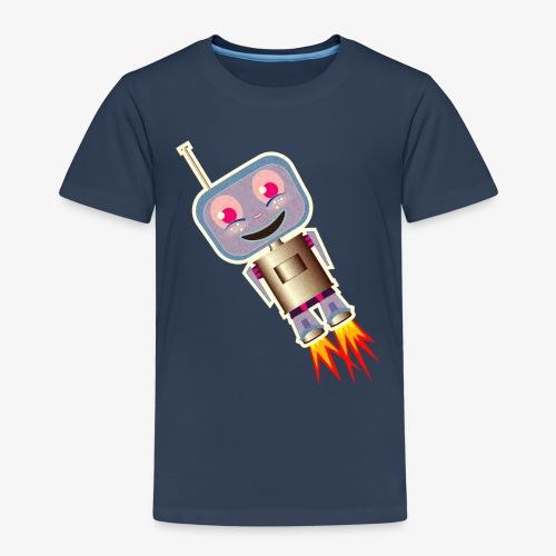 Robots - Astrobot - Kinderen Premium T-shirt