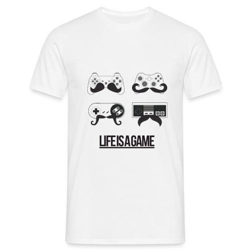 T-shirt Homme Jeu vidéo - T-shirt Homme