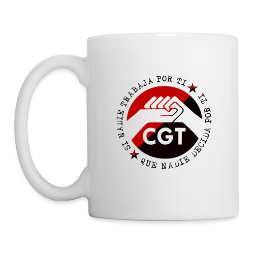 TAZA CGT - Taza
