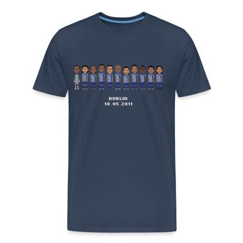 Men T-Shirt - Portuguese Dragons 2011 - Men's Premium T-Shirt