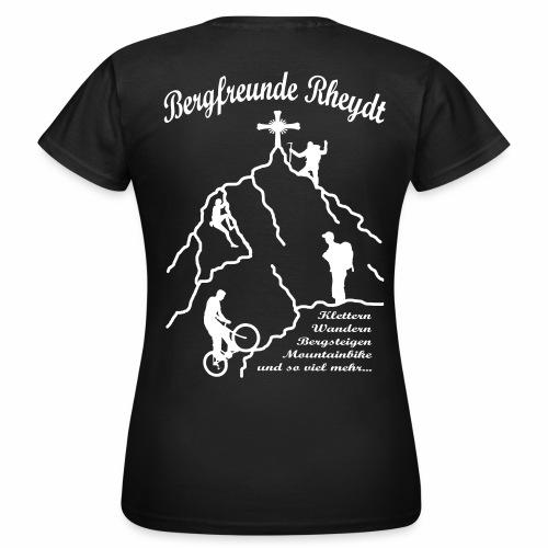 T-Shirt und so viel mehr... Damen - Frauen T-Shirt