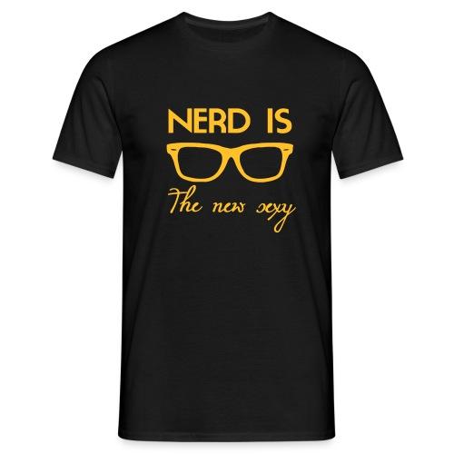 Sexy Nerd - T-shirt Homme