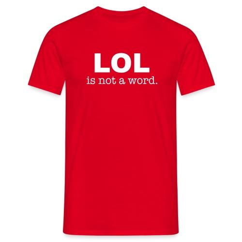 LOL - T-shirt Homme