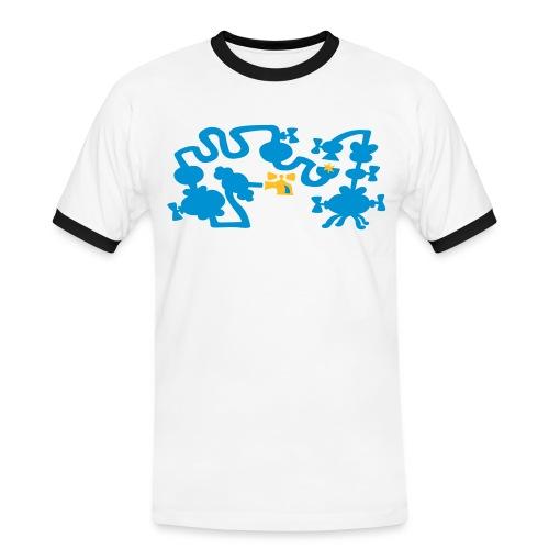 BALTHAZAR T-shirts - Kontrast-T-shirt herr