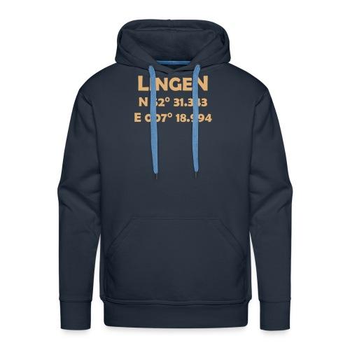 Lingen Coords Hoody  - Männer Premium Hoodie