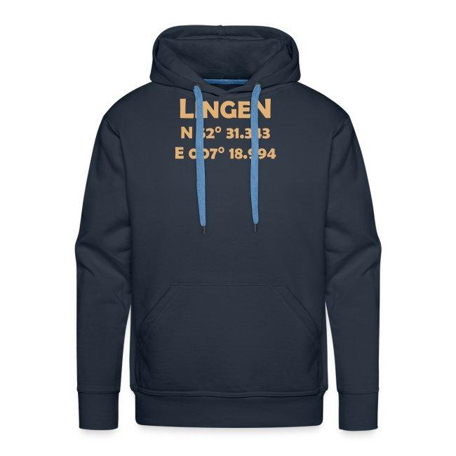 Lingen Coords Hoody