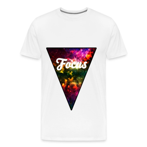 Dark Rainbow Galaxy Tee - Men's Premium T-Shirt