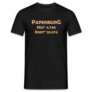 Papenburg Coords T-Shirt - Männer T-Shirt