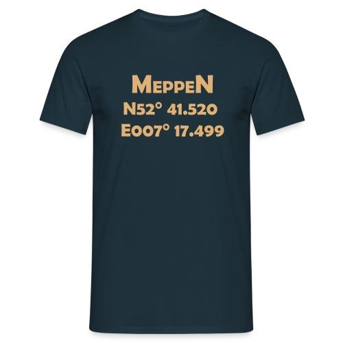 Meppen Coords T-Shirt - Männer T-Shirt