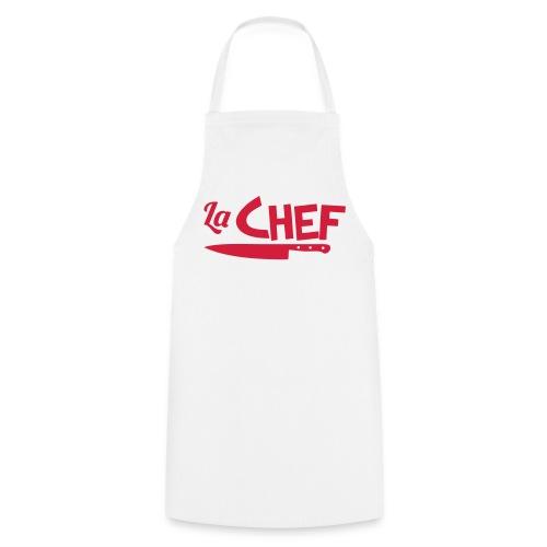 LA CHEF - Tablier de cuisine