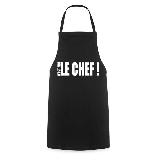 LE CHEF! - Tablier de cuisine