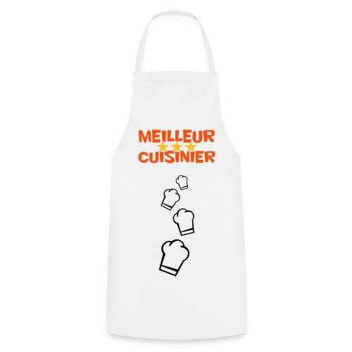 Meilleur cuisinier - Tablier de cuisine