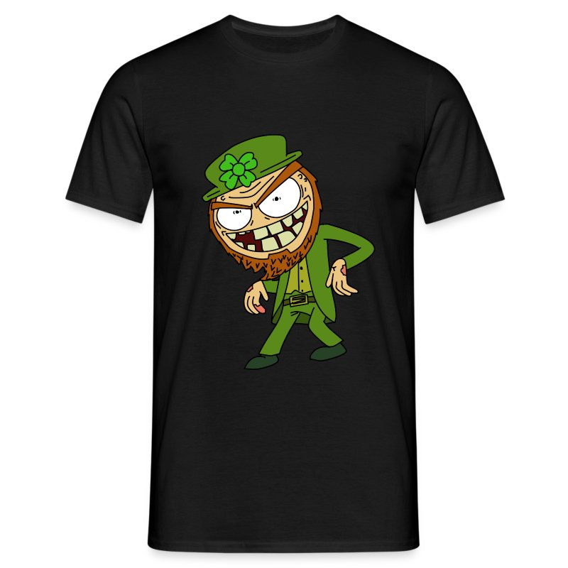 Leperchaun - Men's T-Shirt