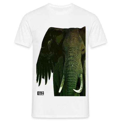Adlerfant - Männer T-Shirt
