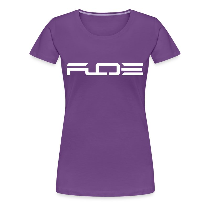 black_no_boarder_orig - Frauen Premium T-Shirt