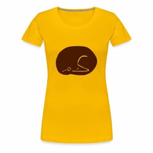 Uneksija - Naisten premium t-paita