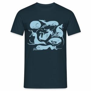 Uneksijat - Miesten t-paita