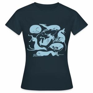 Uneksijat - Naisten t-paita