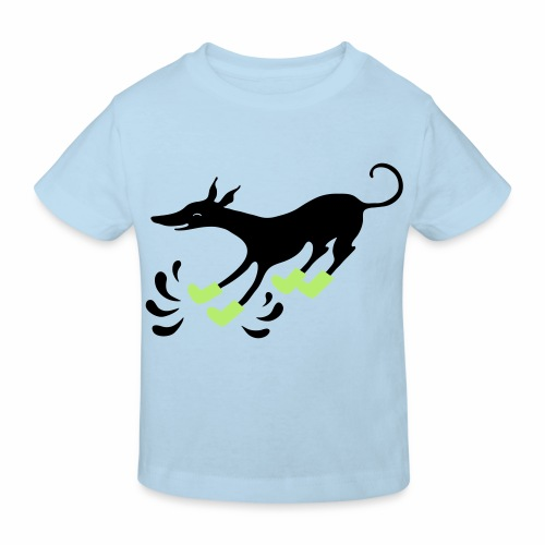 Loiskis - Lasten luonnonmukainen t-paita