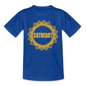 Cathcart Circle - Kids' T-Shirt