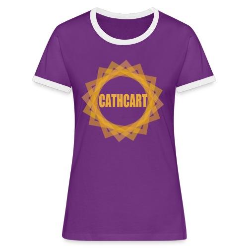 Cathcart Circle - Women's Ringer T-Shirt