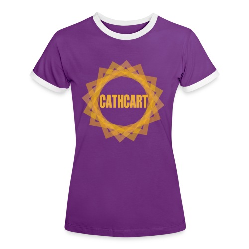 Cathcart Circle - Women's Ringer T-Shirt