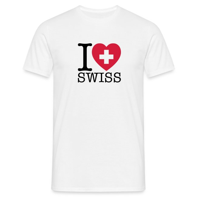 I love Swiss