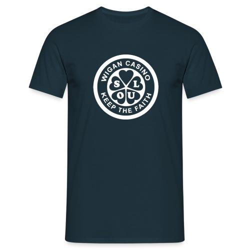 Wigan Casino T-shirt - Men's T-Shirt