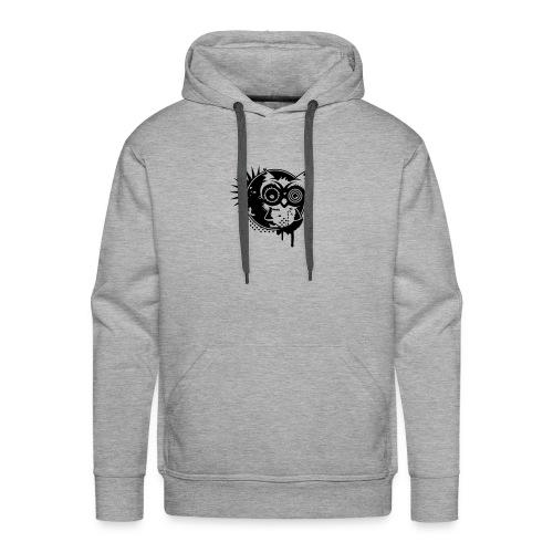 owl  hoodie - Männer Premium Hoodie