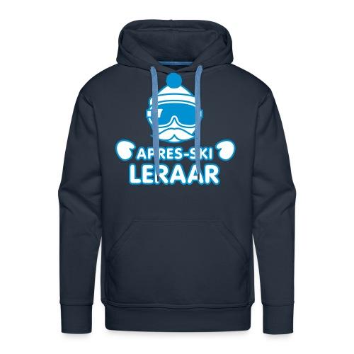 apres skileraar - Mannen Premium hoodie