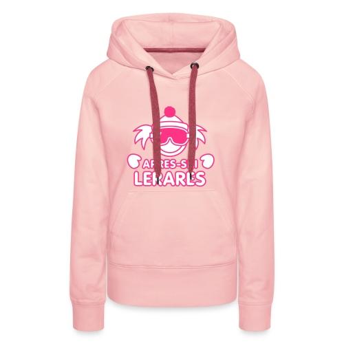 apres skilerares - Vrouwen Premium hoodie